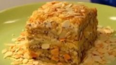 """Рецепт вкусного и быстрого торта """"Наполеон"""""""