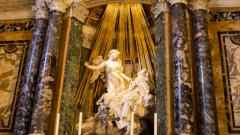 Статуя Экстаз Святой Терезы
