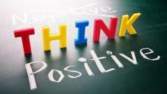 Как превратить себя в оптимиста?