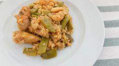 Как приготовить рис с кроликом и курицей по-испански