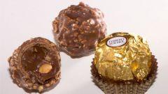 Как сделать дома конфеты Ферреро Роше
