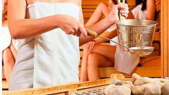 Особенности пара в русской бане: температура, влажность