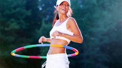 Хулахуп — незаменимый спортивный инвентарь