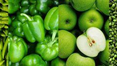 Зеленая диета для очищения организма