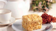 Как приготовить медовый торт «Наполеон»