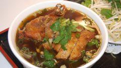 Суп из дикой утки