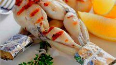 Как приготовить лягушечьи лапки-барбекю