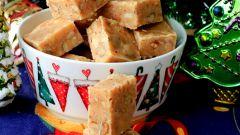 Как сделать помадку с орехами