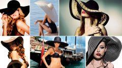 Широкие шляпы
