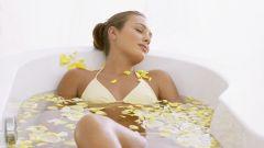 Целебные ванны для похудения