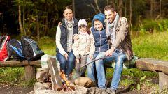 Как провести осенние каникулы с ребенком