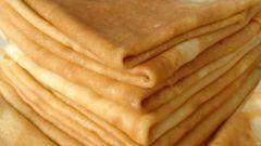 Как сделать тесто для блинов за 5 минут
