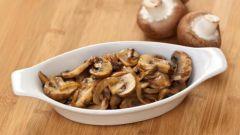 Как готовить разные грибы