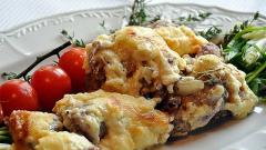 Свинина по-французски с картофелем