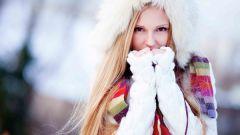 Как сохранить здоровые волосы зимой