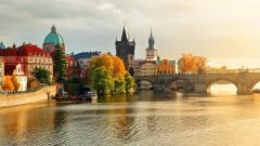 Отправляемся в Прагу