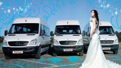Как арендовать микроавтобус в Санкт-Петербурге на свадьбу