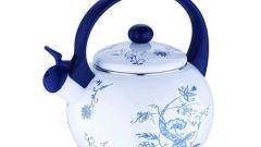 5 способов избавления от накипи в эмалированном чайнике