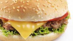 Как приготовить гамбургер?