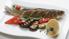 How to cook sea bass in oven