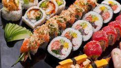 Как сделать суши в домашних условиях