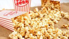 Как сделать попкорн дома