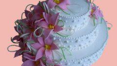 Как сделать торт из мастики