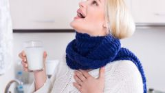 How to treat purulent tube in the throat