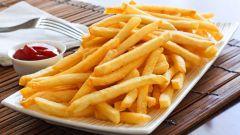 В чем вред картофеля фри