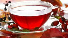 Чай с шиповником: полезные свойства и рецепт