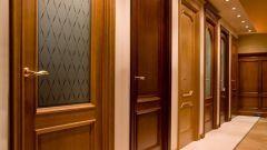 Выбор дверей в деревянном доме