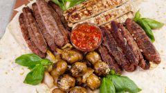 Как приготовить люля-кебаб из любого мяса