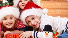 Как отметить Новый год с детьми