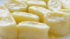 Простой рецепт ленивых вареников из творога