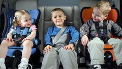 Правила перевозки детей в автомобиле с 1 января 2017 года