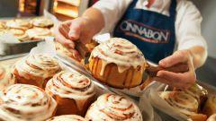 Как приготовить американские булочки с корицей Синнабоны