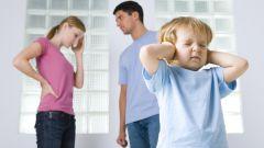 Отцы и дети, или как подготовить ребенка к разводу родителей