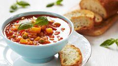 Как приготовить вкуснейший суп по-итальянски в мультиварке