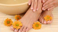 Как почистить пятки от огрубевшей кожи