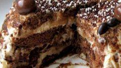 Как приготовить простой торт из пряников без выпечки