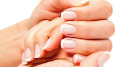 Как отбелить желтые ногти