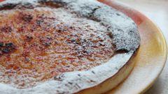 Рецепт очень простого пирога с фруктами