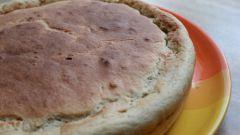Рецепт постного пирога с луком