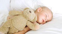 Как быстро уложить младенца спать