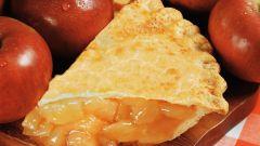 Как быстро приготовить пирог с яблоками