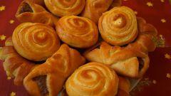 Как испечь четыре вида булочек из одного теста