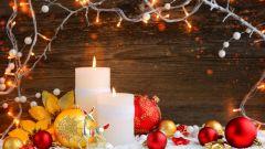 Как сделать три новогодние композиции со свечами