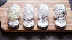 Как сделать натуральный ароматизатор на основе соли