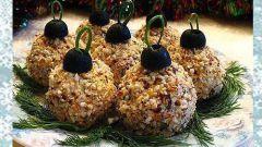 Как сделать красивые закуски для новогоднего стола