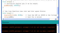 """Arduino не программируется: что делать при ошибке """"not in sync: resp=0x30"""""""